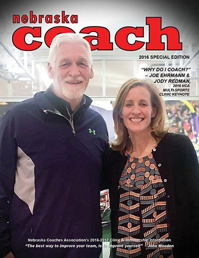 Nebraska Coach Clinic 2016
