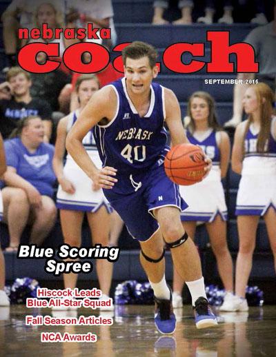 Nebraska Coach Fall 2016