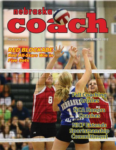 Nebraska Coach September 2012