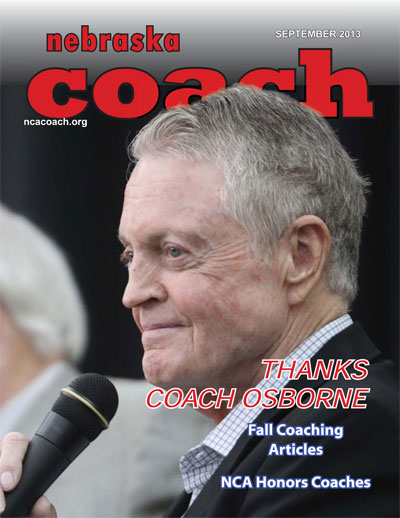 Nebraska Coach September 2013
