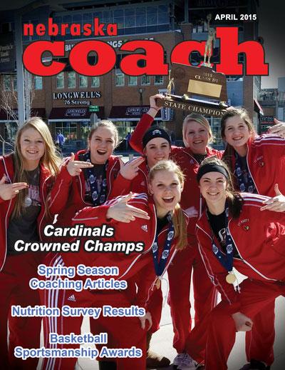 Nebraska Coach Spring 2015